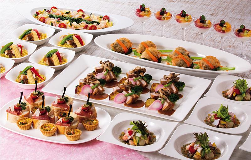 ライトコース 5,000円 洋食